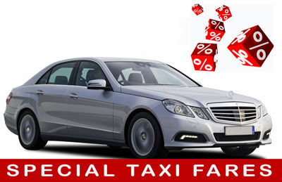 Cyprus Taxi Special Offers